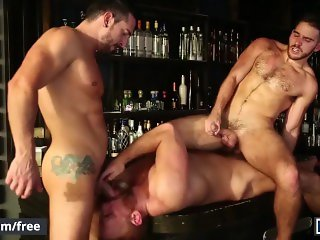 Men.com - Dirk Caber and Jackson Grant and Jimmy Durano - Heartbreakers