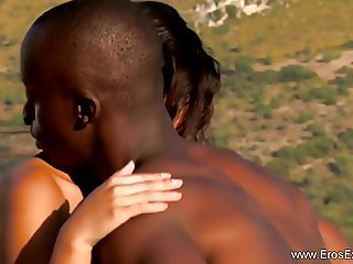 Kunjasa Is Exotic African Sex