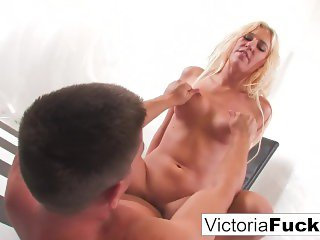 Toni Ribas Decides To Have His Way With Victoria White