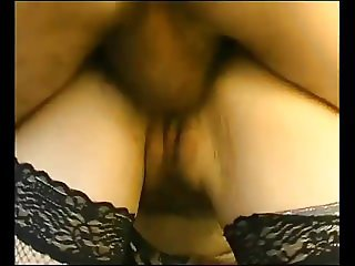 FRENCH Maude Baccardi fucked by papy and a young gardener
