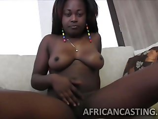 Delicious pussy filled with fat cock