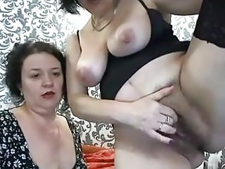 Two Russian 48yo whores on webcam