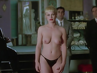 Patricia Arquette Nude Boobs And Nipples In Lost Highway