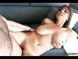 Peruvian Amateur Teen With Huge Natural Tits