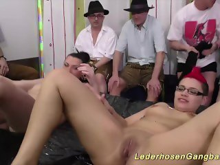 german slippery groupsex fuck orgy