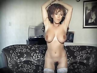 BETTER WITH YOU - British huge boobs strip dance