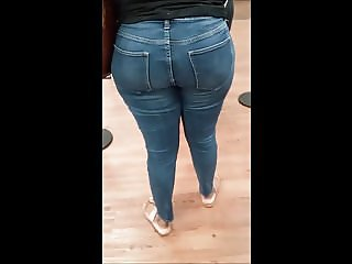 REMASTER: African Thick Juicy Bubble Booty At Wally World