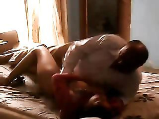 Indian desi young maid fucked by old boss.
