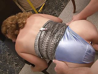 Big Tit Bubble Butt Granny Got Butt Fucked