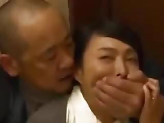 japanese housewife groped by neighbour