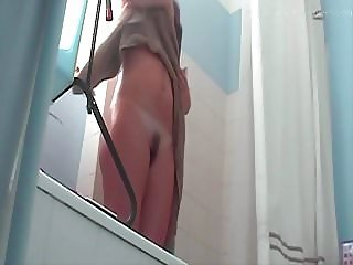 Geting out of shower