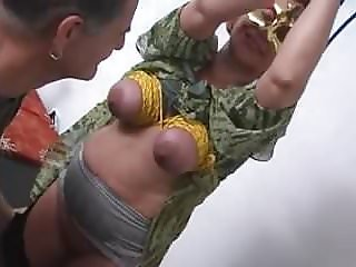 Nipples pain and squirting orgasm