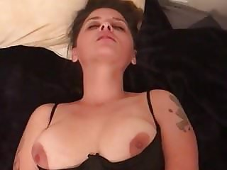 Wife getting some