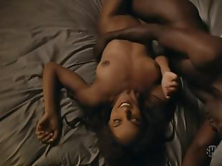 Laura Ramsey Nude Boobs And Butt In The Ruins ScandalPlanetC