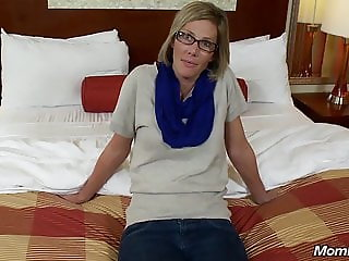 Med Student Amateur Milf Fucked for Tuition POV