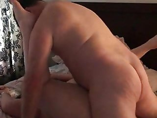 Wife fucking her new fuck friend