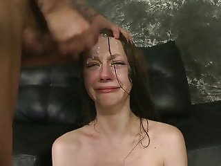 Face Fucking and facial compilation