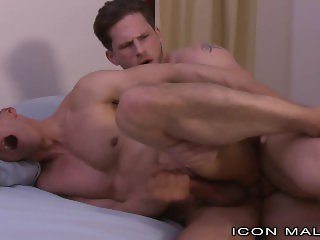 IconMale Horny Daddy Wears Down Young Str8 Hitchhiker