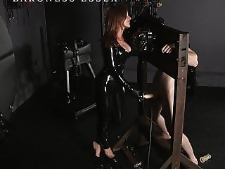 Dominatrix Baroness Essex in Resistance.