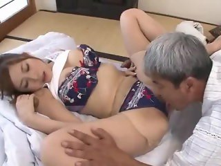 Father, My Pussy Is Throbbing And I Can't Stand It - Erika Kitagawa