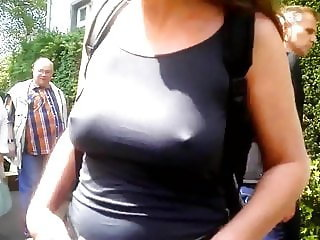 Cameravoyeur - Nipple Slip Seethrough downblouse Compilation