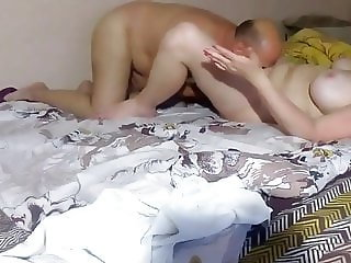 Mature Wife cums for real