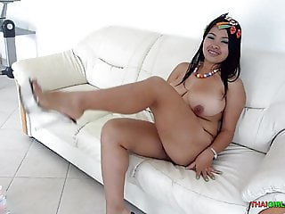 My Thai GFE has Big Naturals Tits