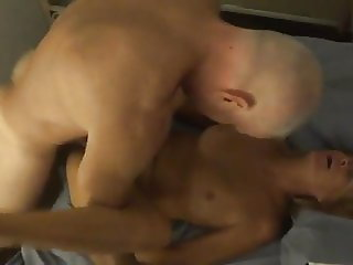 Mature wife pounded well by hubby's big dick friend