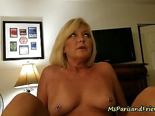 Ms Paris and Her Taboo Tales-New Things