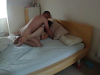 Homemade fuck in bed - hope you enjoy :-)
