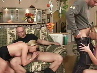 Motorcycle Shopping Leads To Anal Foursome  - Tira,Denys