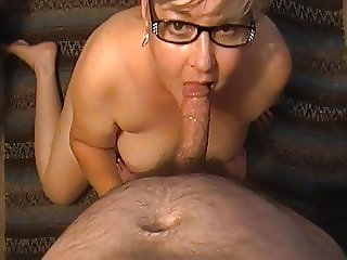 Kim Bates loves cum in her mouth. Can she have yours?