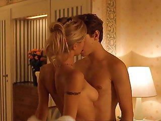 Michelle Hunziker Nude Sex Scene on ScandalPlanetCom