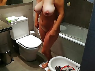 The perfect rounded ass ans tits of my wife