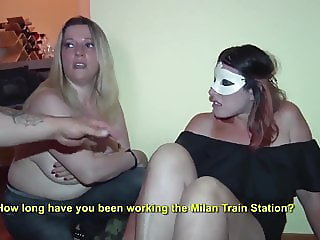 filthy amateur (with english subs)