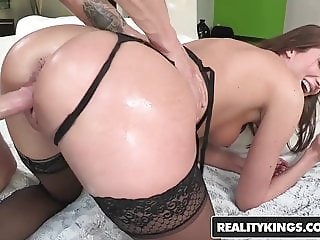 Vivie Delmonico wants a big dick and a thumb in her ass