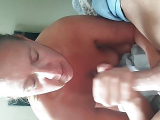 Mature Sucked and Jacked