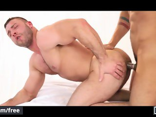 Men - Anal with angels, Diego Reyes and Lucas Fox
