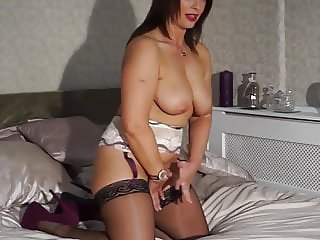 Mature mother not just sexy she is SEX