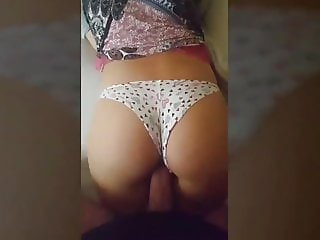 my step sister likes my monster cock in her tight pussy
