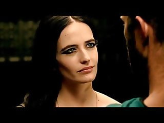 Eva Green - an cold-hearted, ruthless & beauty woman.