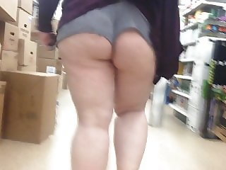 PAWG FAN wanted me to creep on that ass ENJOY