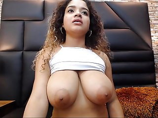 bit boring but she's got a great firm pair of natural tits