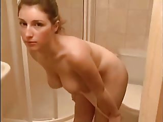 BUSTY GIRL FUCKING WITH MATURE MALE
