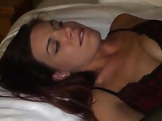Gorgeous young wife slammed by her BBC part1