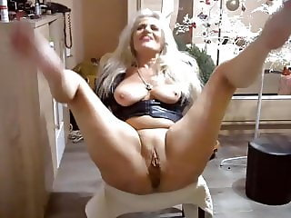 sexy and crazy mature lady 2