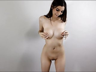 Busty Girl's Perfect Body Welcomes Cum