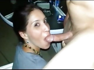 Shared Wife Amazing Blowjob