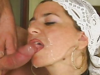Titty-fuck and ass whispers