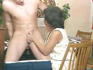 Hairy Pussy Mature Woman